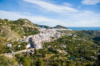 Самые красивые места в Испании для автопутешествий