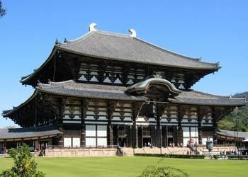 Храм Тодайдзи — храм с большой статуей Будды