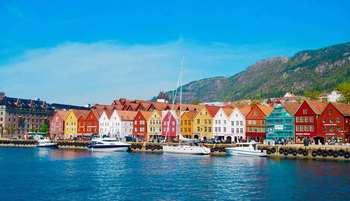 Топ 10 самых красивых мест в Норвегии