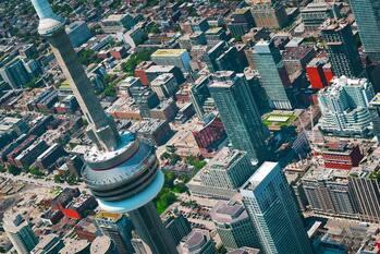 Топ-10 мест для посещения в Канаде