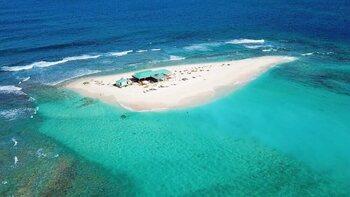 Топ 5 самых уединенных Карибских пляжей