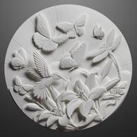 3D скульптуры из бумаги