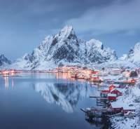 Гренландия — крупнейший остров Земли