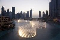 Самый высокий фонтан в мире, Дубай