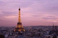Париж — город любви