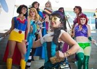 Comic Con 2011 — горячий косплей (фото)
