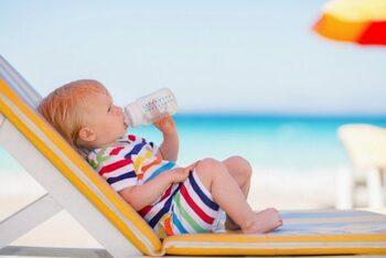 В отпуск с маленьким ребенком. Что нужно знать?