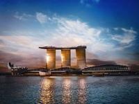 Singapore Marina Bay Sands отель стоимостью 6 млрд долларов