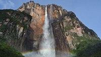 Водопад Анхель — высочайший водопад в мире