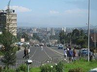 Аддис-Абеба — «столица Африки», Эфиопия | города Африки