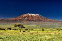 Килиманджаро — самый высокий вулкан на Земле