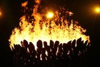 Церемония открытия олимпийских игр в Лондоне 2012 (36 ФОТО) — Огонь Олимпиады зажжен