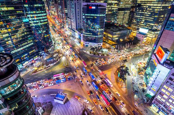 Южная корея какие города стоит посетить